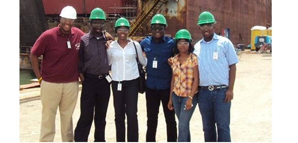 RIG HELPER / ROUSTABOUT COURSE IN NIGERIA